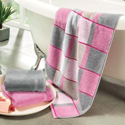 【推荐】ERWIN MüLLER 有机全棉 毛巾套装 蔷薇色 3件(多重优惠+包税服务)