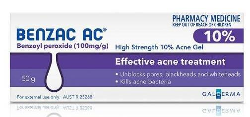 澳洲Benzac ac祛痘膏副作用是什么? 澳洲澳洲Benzac ac使用心得