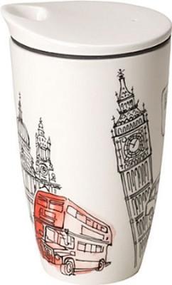 【推荐】Villeroy & Boch 唯宝 咖啡随行杯 伦敦杯 350ml(多重优惠+全额税补)