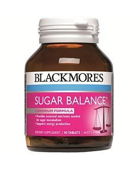 Blackmores 澳佳宝 血糖平衡片 90片 特价16 65纽 约80元