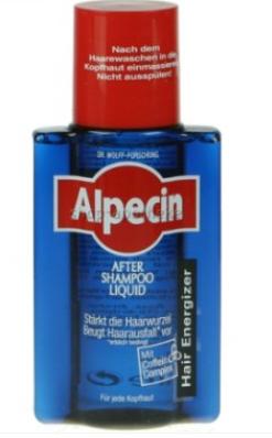 【德国DC】ALPECIN 阿佩辛 咖啡因防脱生发营养液 免洗