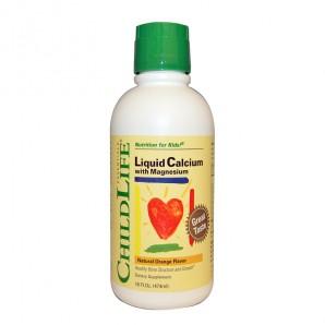 【新西兰KD】CHILDLIFE 童年时光 钙镁锌成长营养液 474ml 6个月-12岁 29 54纽约¥140