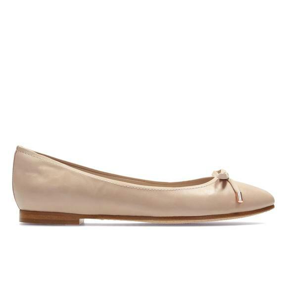 【法国LR】4 8折放肆购!CLARKS Grace Lily平底芭蕾单鞋限时好价!