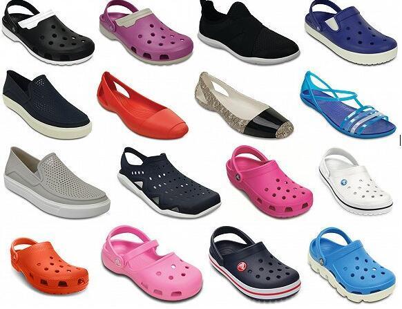 美国鞋履品牌Crocs发布夏日新品