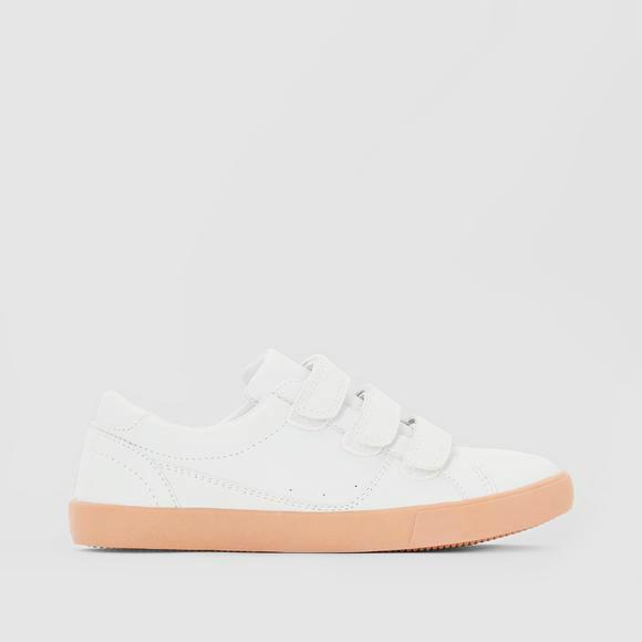 【法国LR】6折放肆购!MADEMOISELLE R魔术贴小白鞋限时仅需29 99欧!