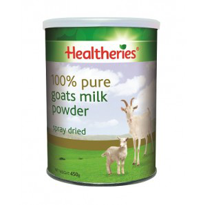 Healtheries 贺寿利 100%纯羊奶粉 450g【新西兰PD折扣药房】 26 75纽 约¥126