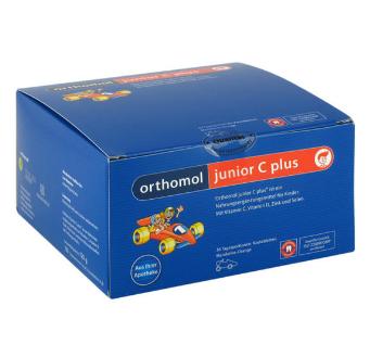 Orthomol 奥适宝增强儿童免疫力复合营养咀嚼片【用码满减】