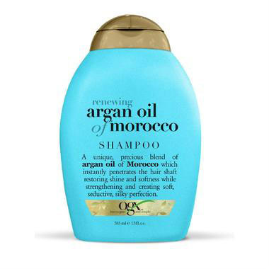 OGX 欧姬丝 重焕活力摩洛哥坚果油洗发水 385ml(全场满99澳免邮2.5kg)