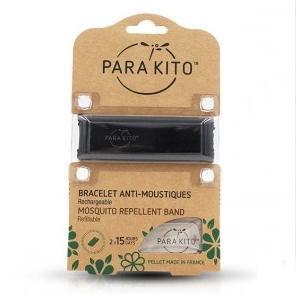 ParaKito 帕洛 天然驱蚊手环 黑色