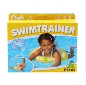 德国Freds swimtrainer宝宝游泳圈 黄色