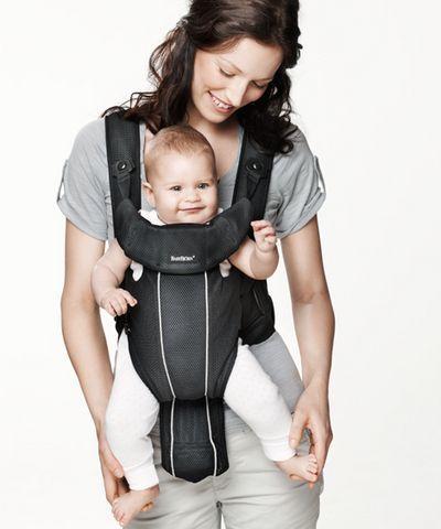 【法国LR】6折包邮好价:BABYBJORN Baby Carrier One Air婴儿背带