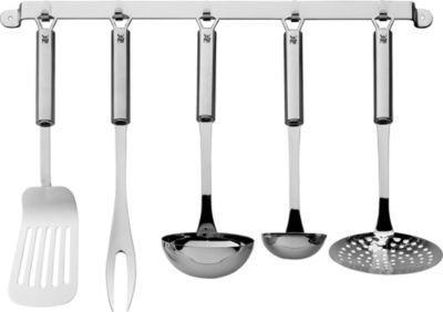 【德国EM】WMF完美福 福腾宝 不锈钢烹饪工具6件套 &quotProfi Plus&quot系列