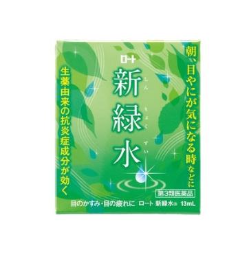 【多庆屋】乐敦制药 乐敦新绿水13ml  JP¥ 997 (约人民币61 81)