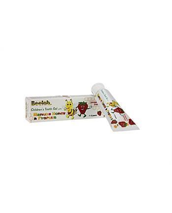 【新西兰大热】Beelab 儿童麦卢卡蜂胶牙膏 草莓味 60g 折后价约24元