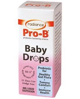 Radiance Pro-B婴儿益生菌滴剂 8ml(婴幼儿益生元)