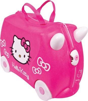 "【德国EM】Knorrtoys Trunki系列儿童旅行箱 &quotHello Kitty"""