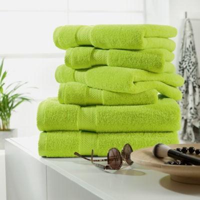 【德国EM】Erwin Müller 有机全棉 毛巾套装 6件 多色可选
