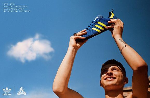Palace x adidas Originals 2017 夏季联名系列