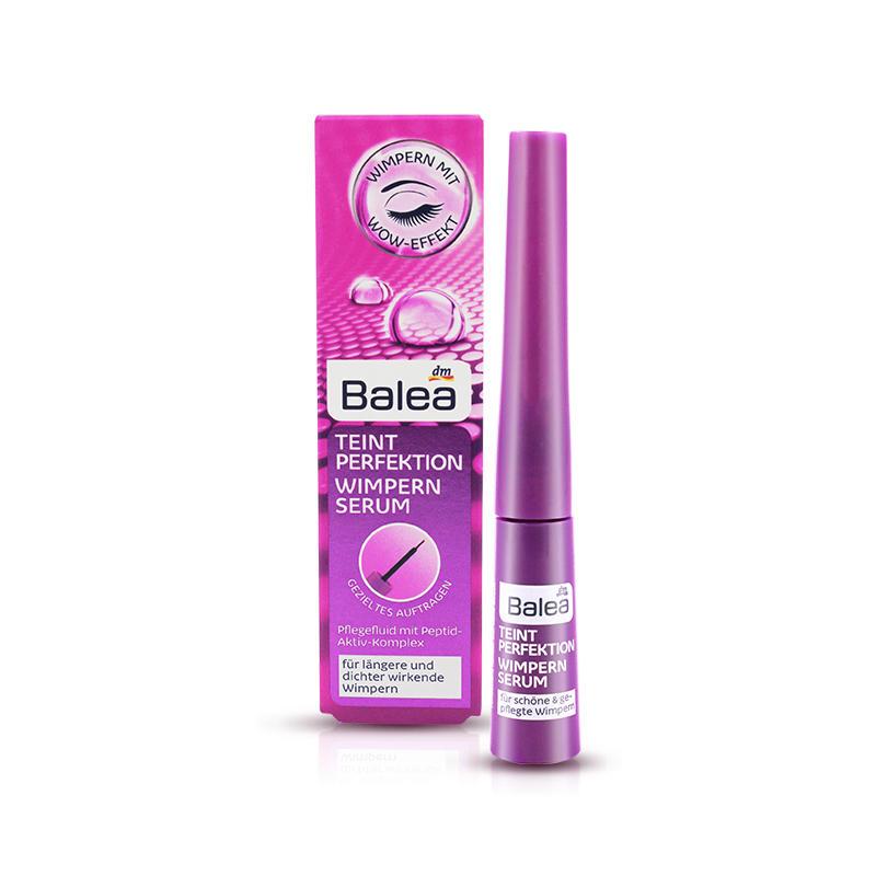 【包邮装】Balea 芭乐雅 睫毛浓密增长精华液 4.5ml   89元(券后包邮包税价)