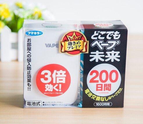 日本VAPE电子驱蚊器、驱蚊手表、驱蚊器替换片等小集合 降价+额外9折,应季热销必备品好价囤货