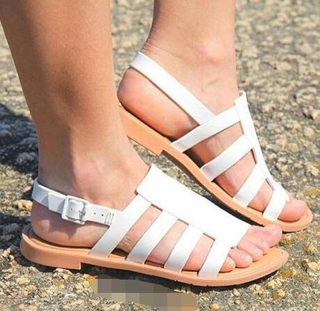Melissa梅丽莎Boemia女士时尚罗马编织凉鞋 三色可选 好价$36 99,凑单转运到手约339元