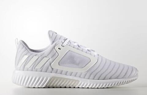 17年新款!Adidas 阿迪达斯Climacool清风系列男士运动鞋 白色 特价$50,凑单转运到手约420元