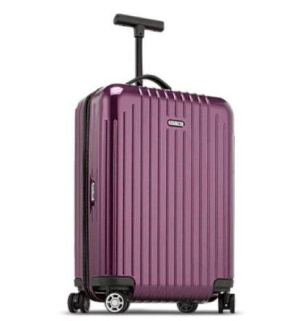 Rimowa日默瓦Salsa Air系列 4轮超轻行拉杆李箱 (紫色) 20寸 479欧(约3522元),德国免费直邮到手