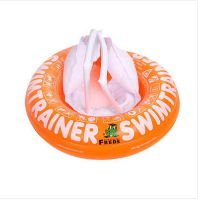 【包邮装】Freds 宝宝游泳圈 橙色 (适合2-6岁的宝宝15-30kg)