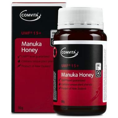 Comvita 康维他 纯天然 麦卢卡蜂蜜UMF15+ 250g(调理肠胃 美容养颜)