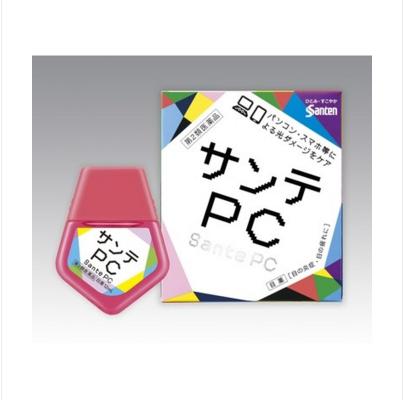 【多庆屋】参天制药 SantePC滴眼液