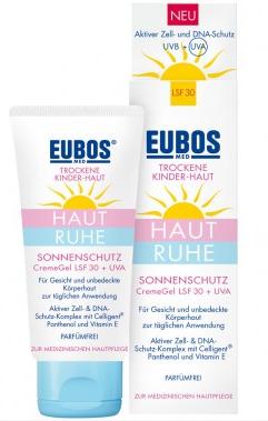 【德国DC】EUBOS 优宝 婴幼儿保湿防晒霜 LSF30+UVA 50 ml