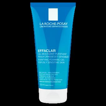 【邮费特惠+8折优惠】La Roche-Posay Effaclar 理肤泉 清痘净肤舒缓洁面啫喱 200ml
