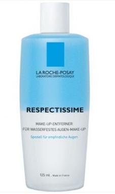 【德国DC】La Roche-Posay 理肤泉 Respectissime 水油分离眼部卸妆水
