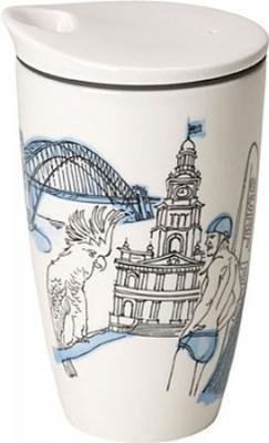 【德国EM】Villeroy &amp Boch 唯宝 咖啡随行杯 悉尼杯 350ml