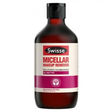 Swisse 小黄瓜卸妆液 300ml (全场满89澳,运费一口价4澳)