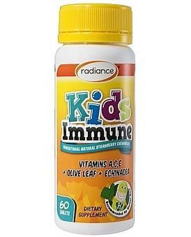Radiance 儿童免疫强化咀嚼片 60片(增强免疫力 预防感冒)