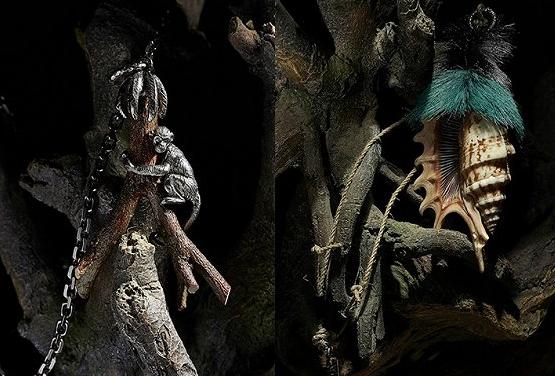 Prada发布首个珠宝系列