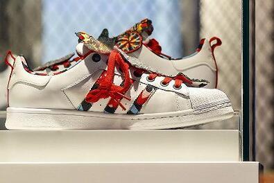 Adidas Originals举办ICON DECON RECON经典原创派对为新鞋预热