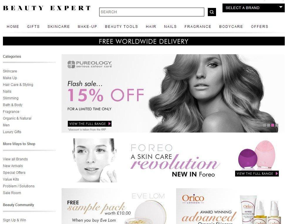 Beauty Expert多少包邮? Beauty Expert运费怎么算?