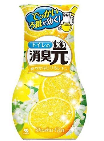 小林制药 消臭元除臭空气清新剂400ml 房间、卫生间用 多味道可选 特价229日元起,约¥14