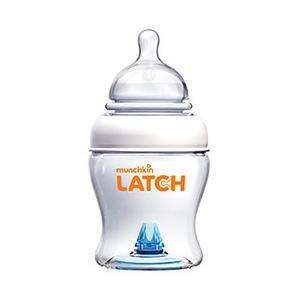Munchkin母乳实感奶瓶 120ml 单只装
