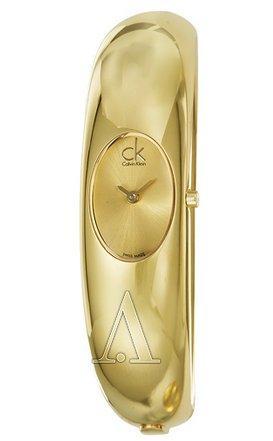 Calvin Klein卡尔文·克莱恩K1Y22209女士时尚个性时装腕表 用码后$78,直邮约530元