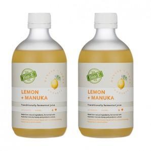 【新西兰Kiwidiscovery】【2件包邮装】Bio-E 有机柠檬蜂蜜酵素 500ml  54 88纽 约¥273