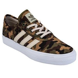 【新人专享福利】adidas Originals男士ADI-EASE舒适帆布运动鞋,4 6折报价£34 99(约¥305)