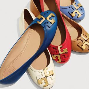 6PM上多款Tory Burch托里·伯奇女士鞋靴低至3折促销