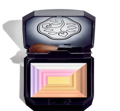 Shiseido资生堂 100年纪念限定 七彩蜜粉饼 85折£34(约302元)
