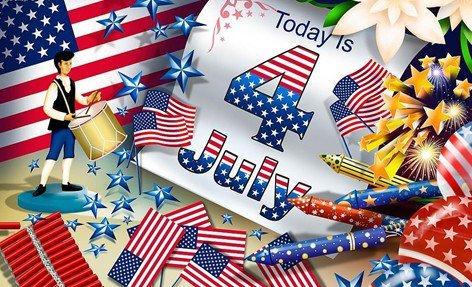 美国独立日打折 美国独立日折扣汇总(持续更新)