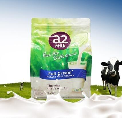 新包装!A2 全脂成人奶粉 1kg (含高钙、β-酪蛋白) 特价AU$12 49,约64 5元