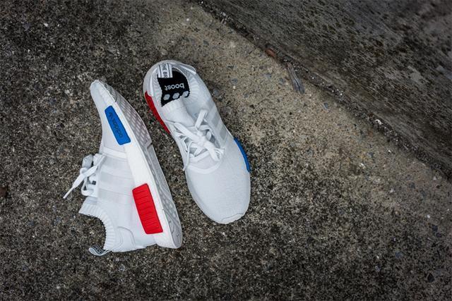"adidas阿迪达斯 NMD PK ""White OG"" 美国发售 $170 约¥1137"