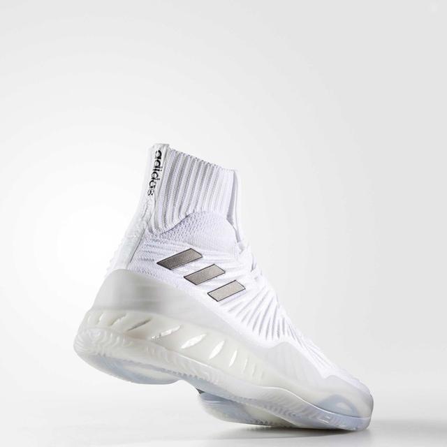 adidas官网新款上架 Crazy Explosive 17白色款